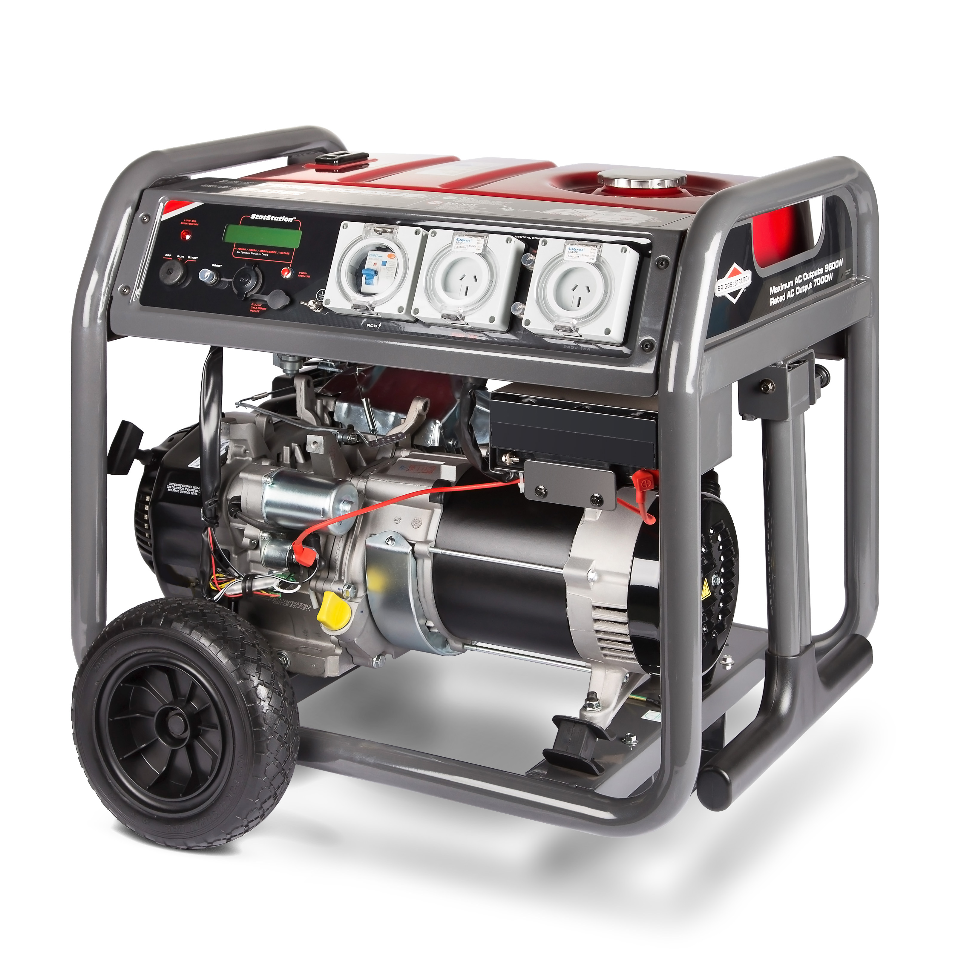 Briggs Amp Stratton Power Products Electric Motor And